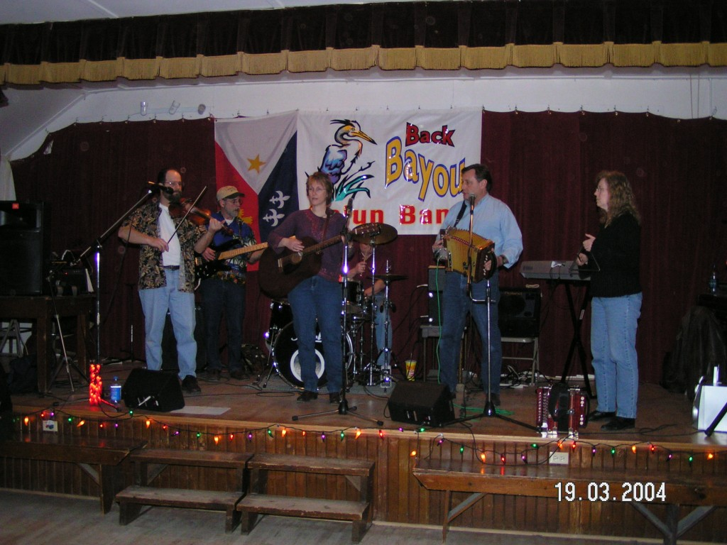 Back Bayou Cajun Band