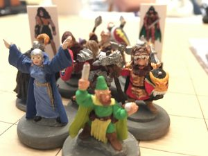 Metal minis (photo by PF Anderson).