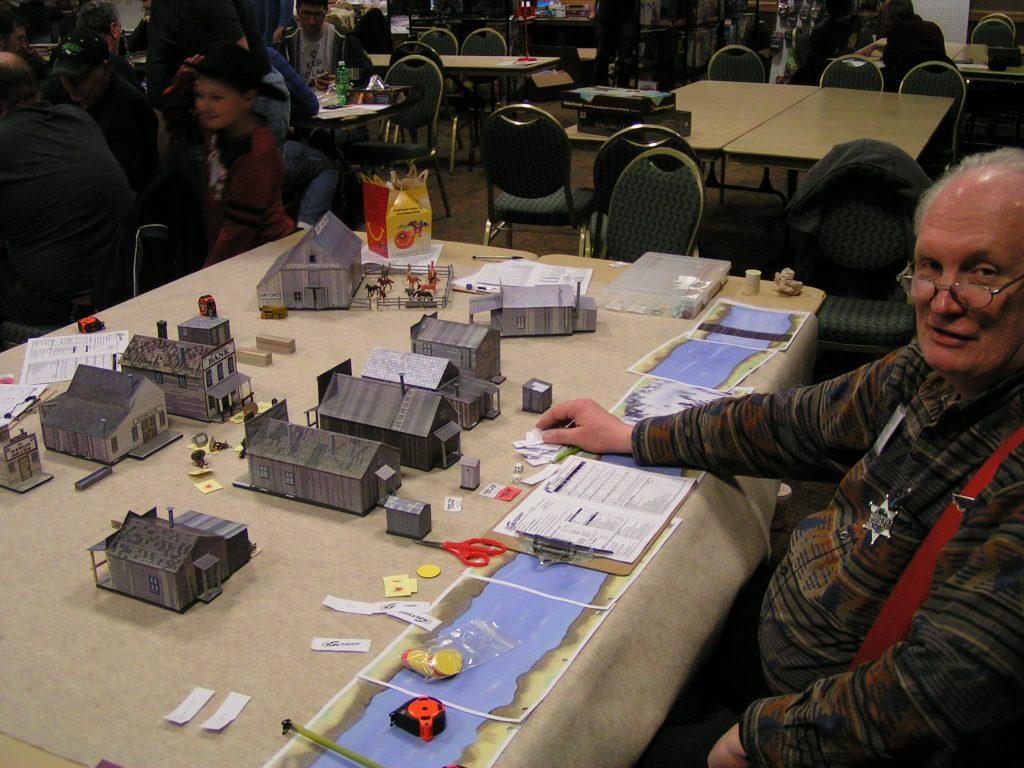 Game Marshall Garry at Whitewash City
