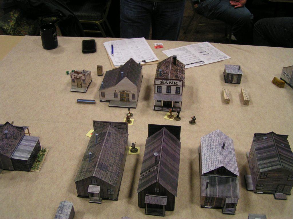Shootout at Whitewash City