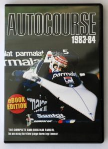 Autocourse 1983.