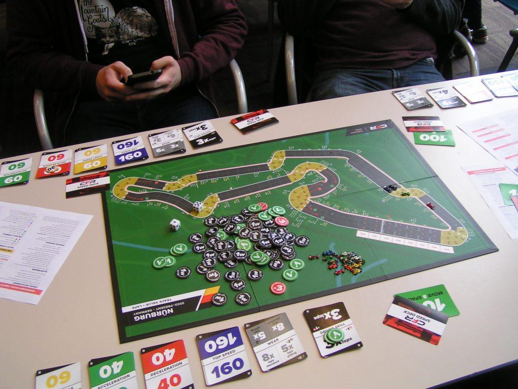 CFR Nurburgring track.