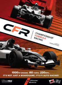 Championship Formula Racing.