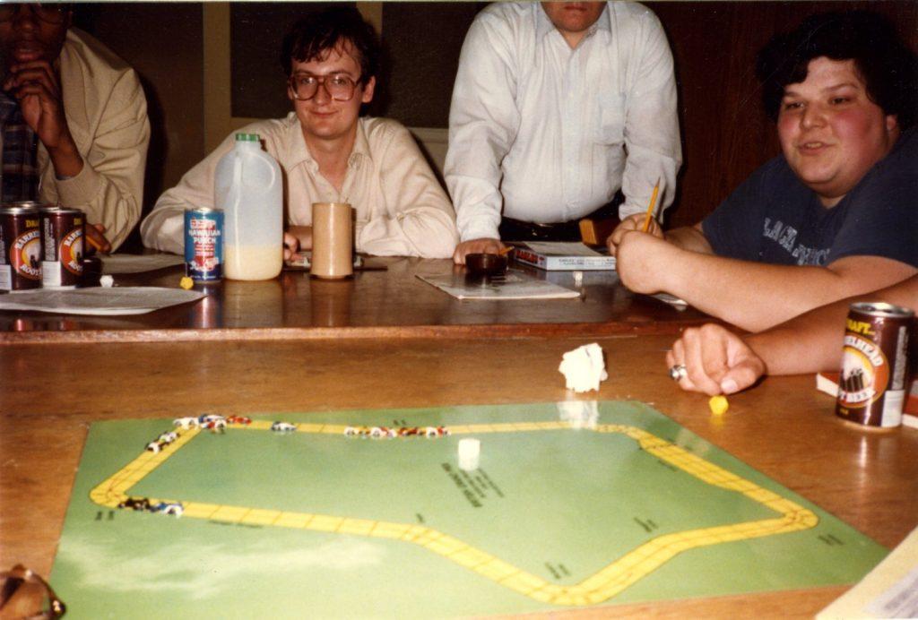 Avalon Hill's Silverstone track.
