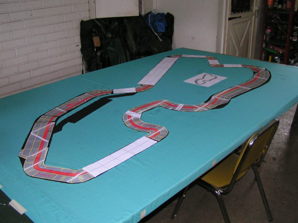 Track templates are back on the track.