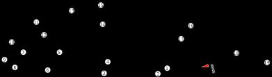 The Gilles Villeneuve circuit of Montreal
