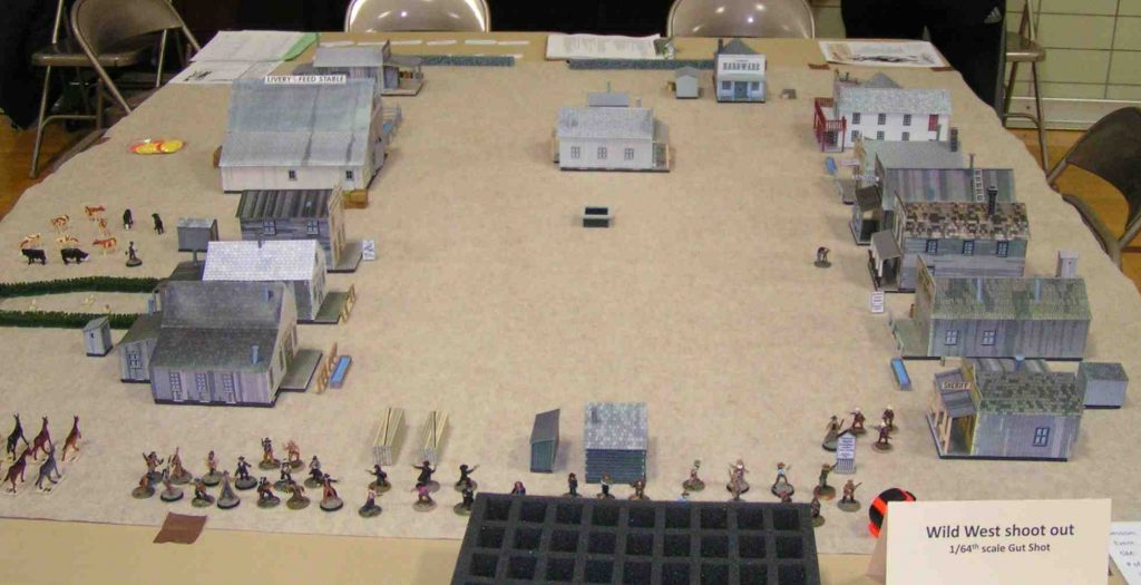 Whitewash City at FlintCon