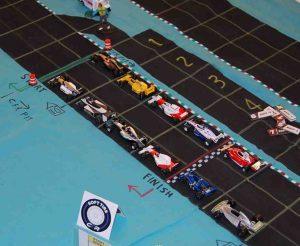 2018 Monza starting grid