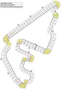 Yas Marina CFR track