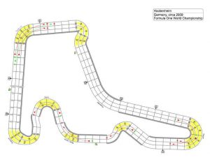 The CFR-designed Hockenheimring track