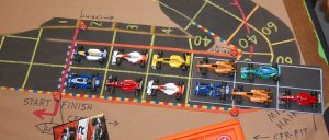 Starting grid for the 2019 Australian GP