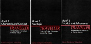 Traveller Books 1, 2, and 3