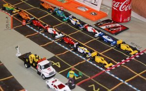 Starting grid at Portugal