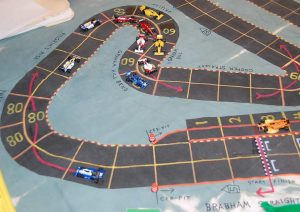 Richard White spins at Graham Hill Bend